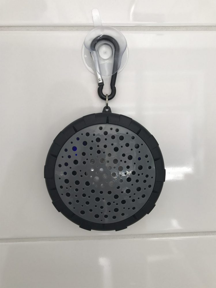 Singing in the Shower with SoundPEATS Shower Speakers