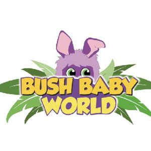 Discovering Bush Baby World by Golden Bear