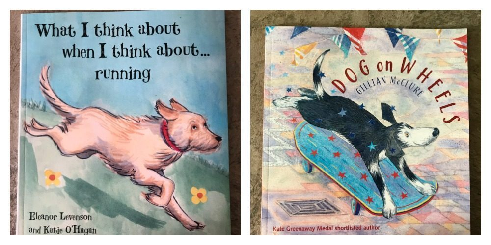 Mia's Doggy Books Review