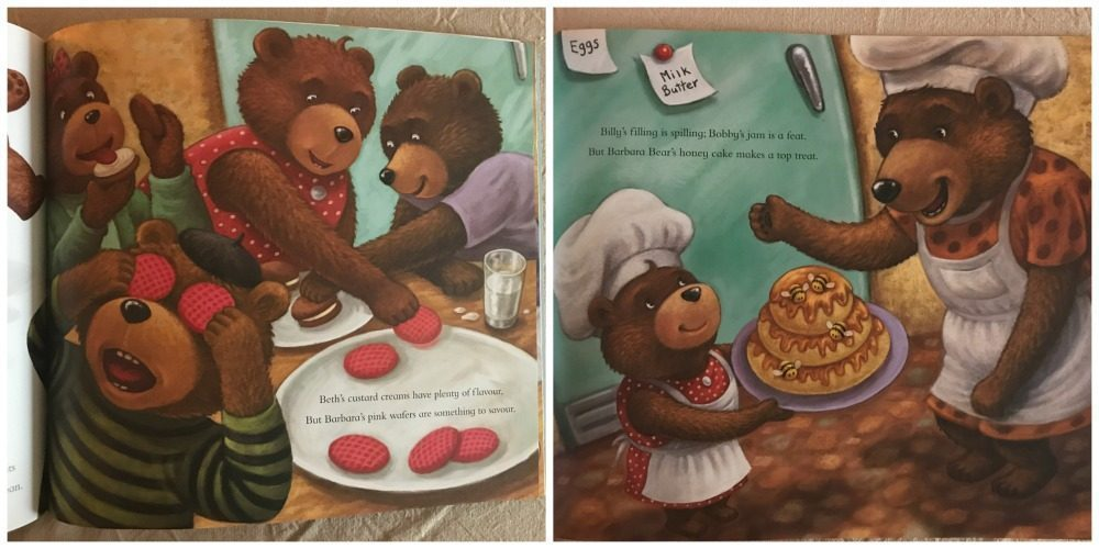 Bear Cub Bakers