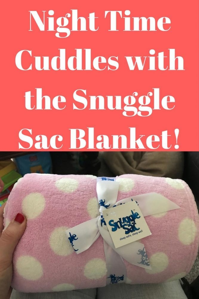 Snuggle Sac Blanket