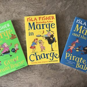 Older Reading with 'Marge In Charge'!