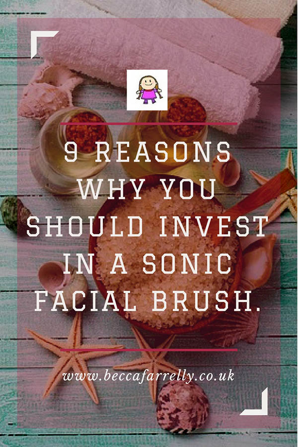 Sonic Facial Brush