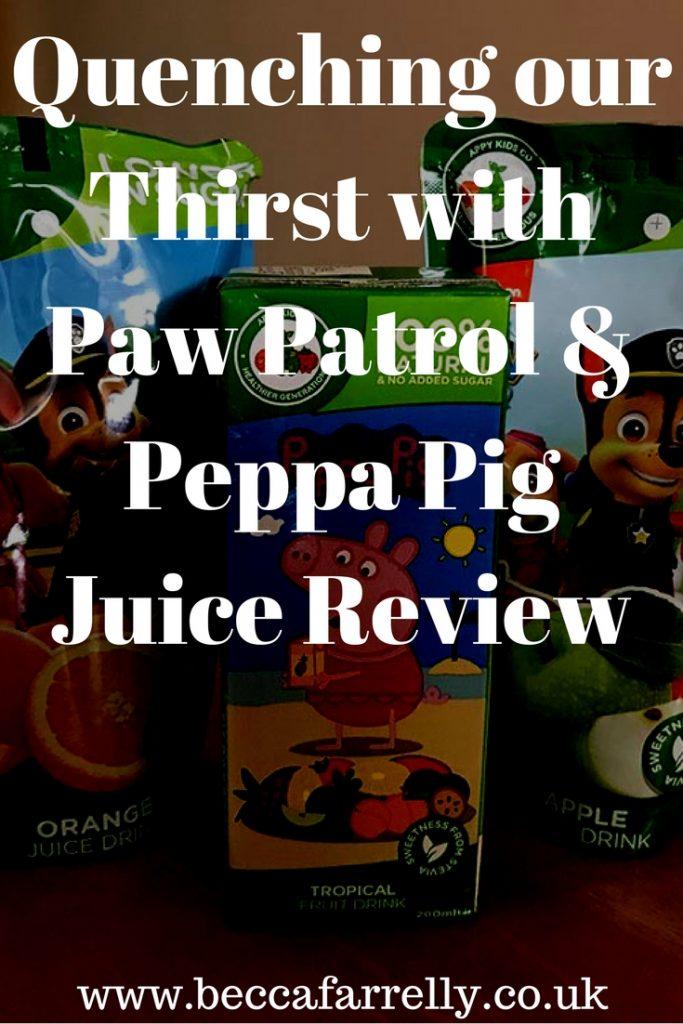 Peppa Pig Juice