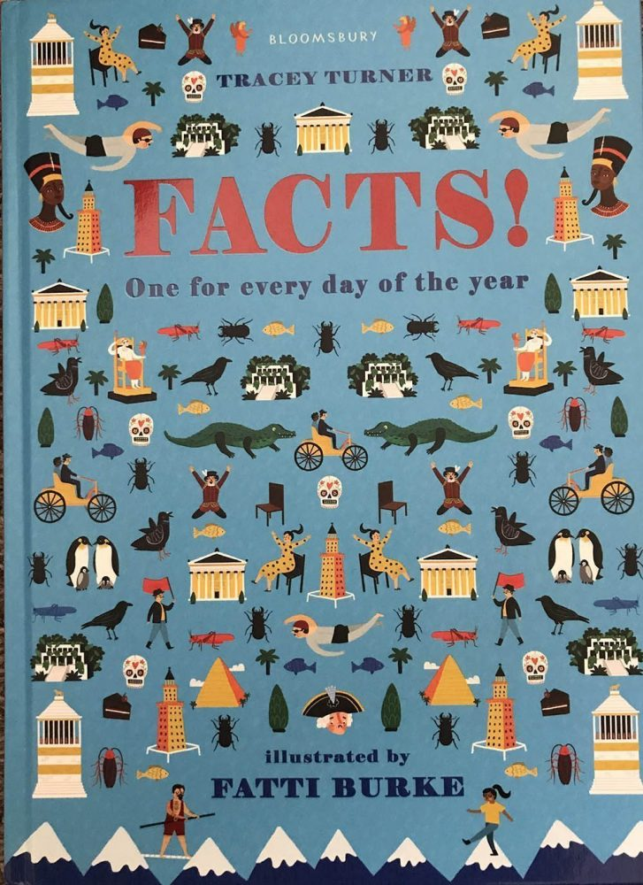 Facts! One for Every Day of the Year with Bloomsbury Publishing