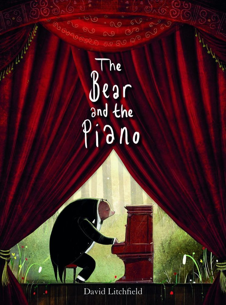 The Bear and the Piano Book Review