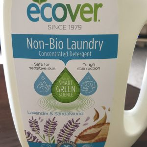 We Took on the Ecover Laundry Challenge with Britmums!