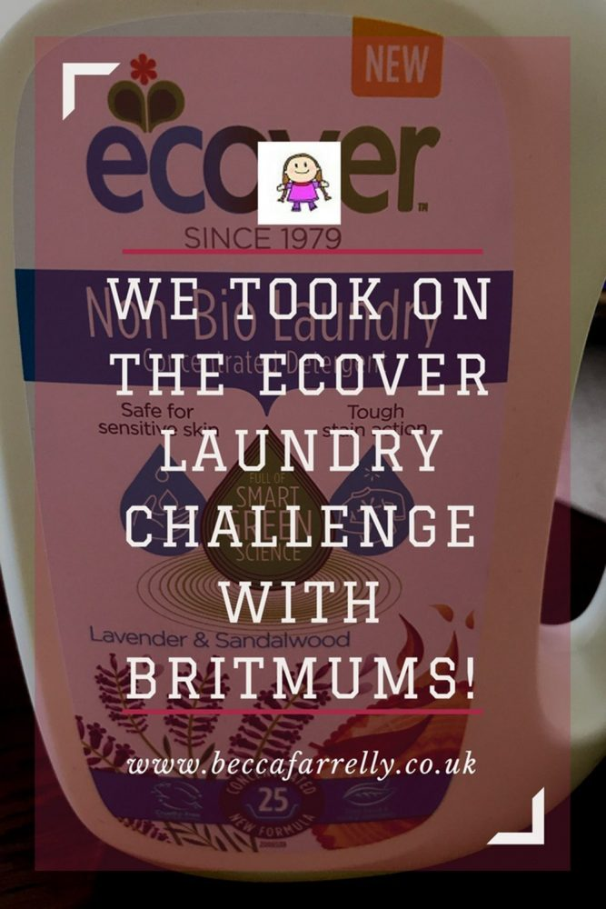 Laundry Challenge