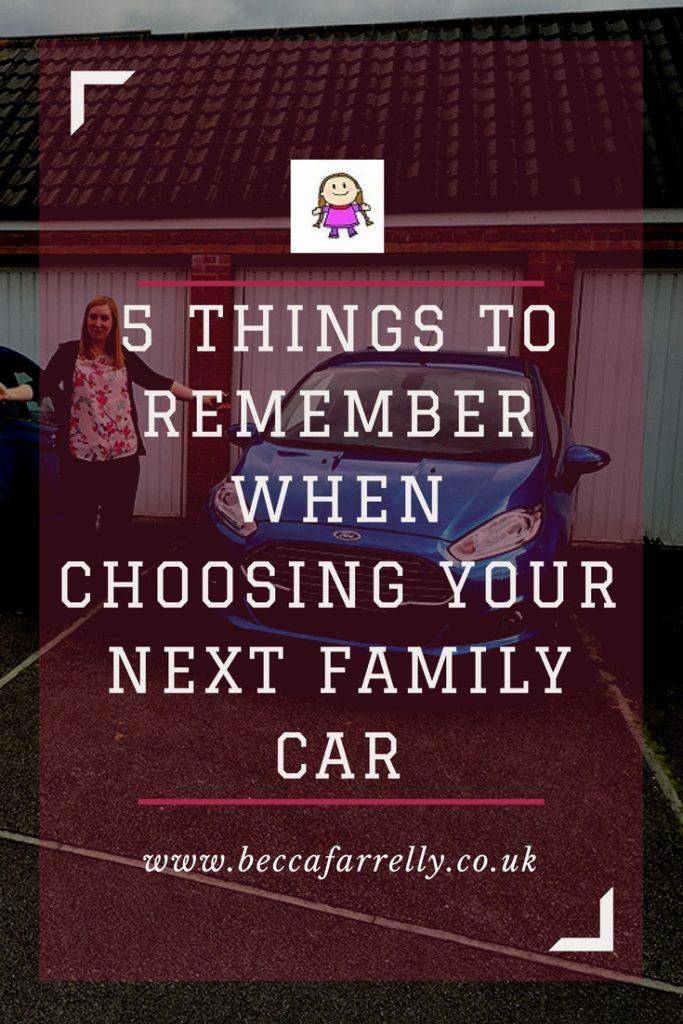 Next Family Car