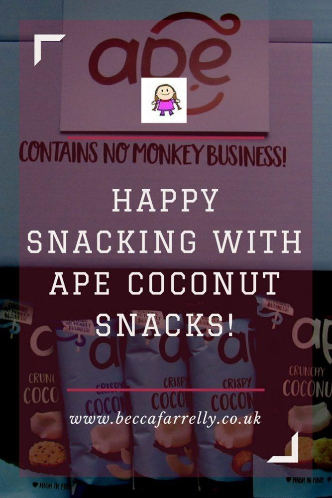 Ape Coconut Snacks