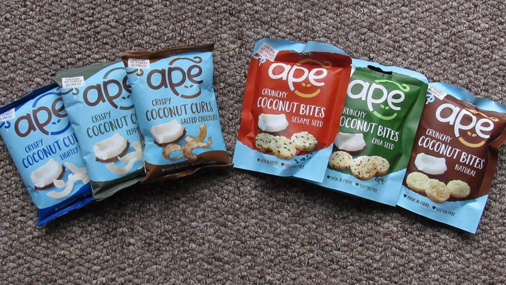 Ape Coconut Snacks