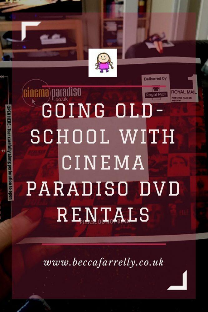 DVD Rentals