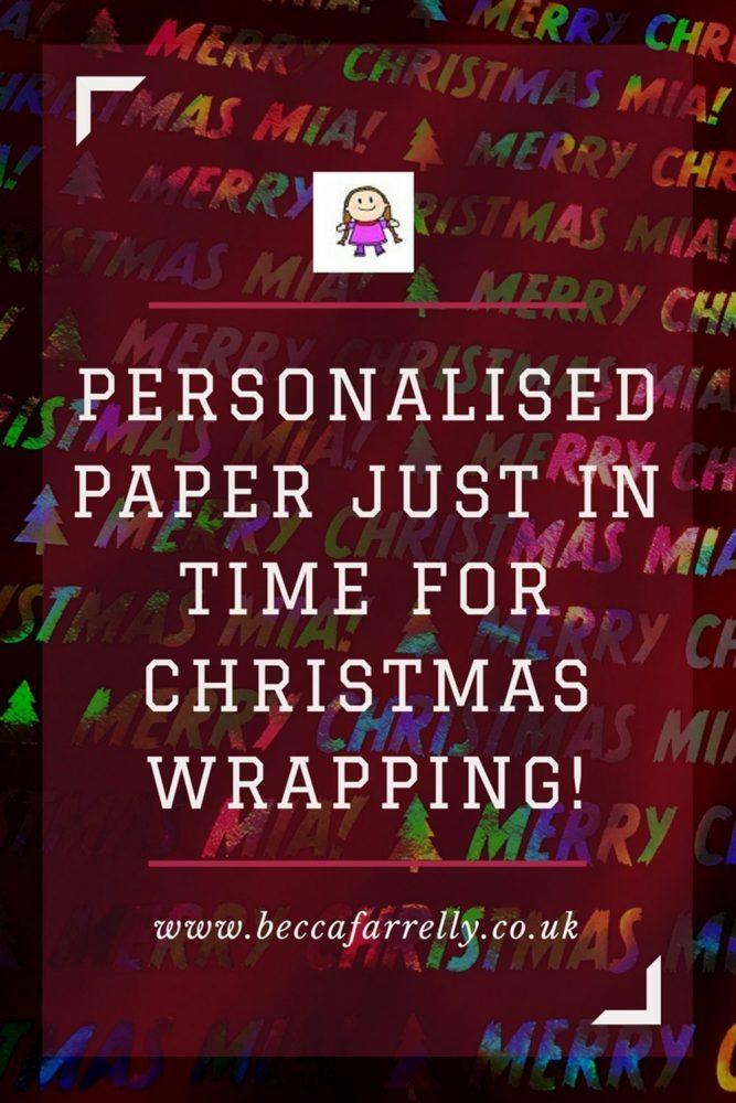 Personalised Paper