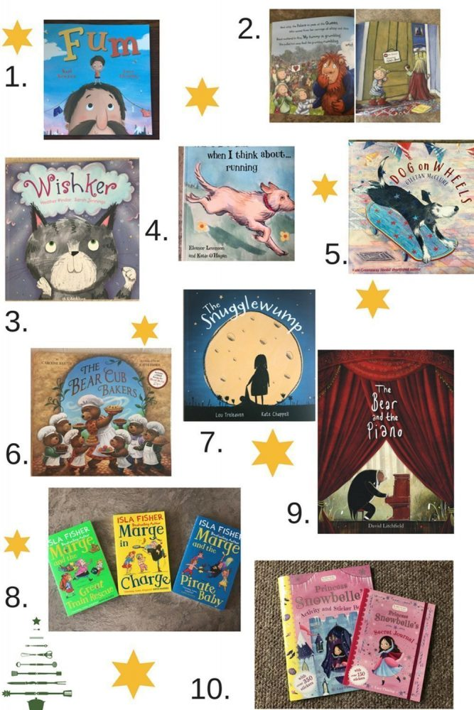 Children's Book Christmas Gift Guide