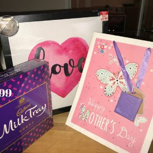 Top Mother's Day Gifts for under £10 with B&M