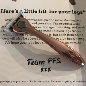 Friction Free Shaving Subscription Service Review