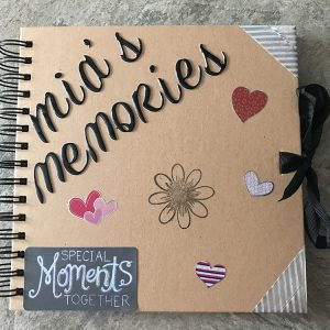 Storing Special Family Memories in a Memory Box