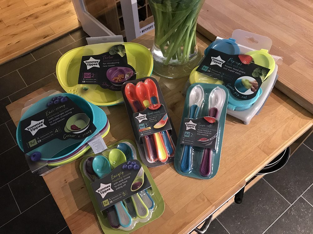 Easter Cooking for your Little Ones with Tommee Tippee
