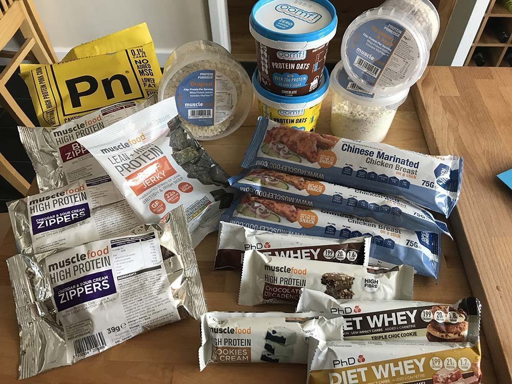 Musclefood 'Do The Unthinkable'
