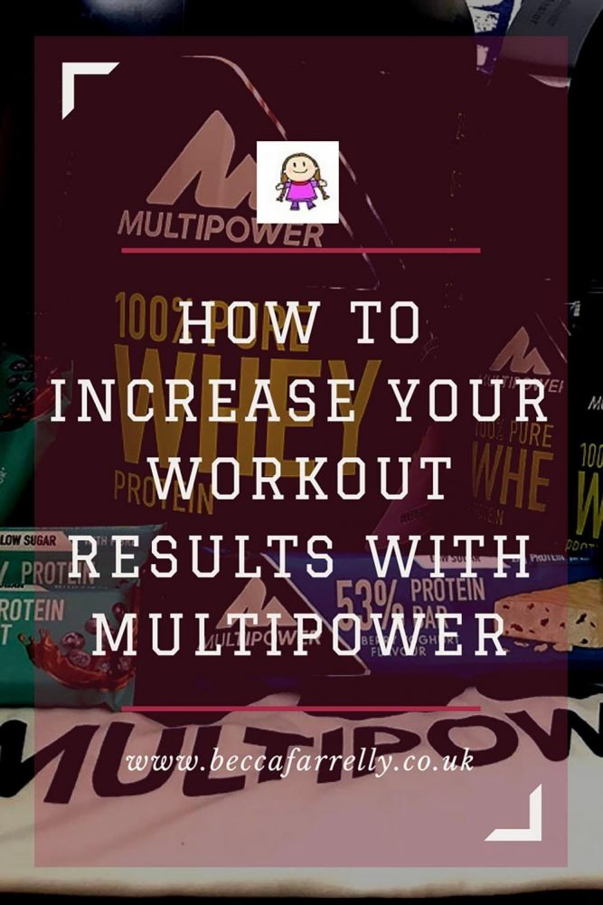 Increase Your Workout Results