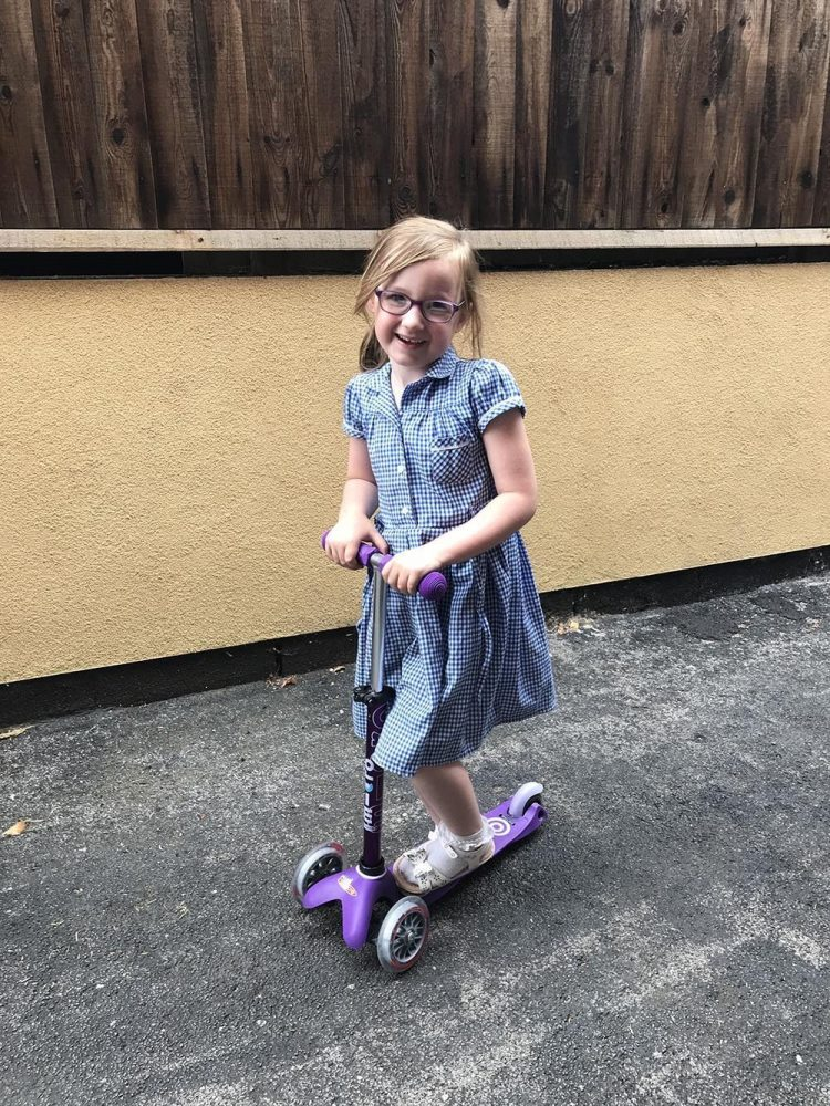 3 Reasons Your Child Needs a Micro Scooter