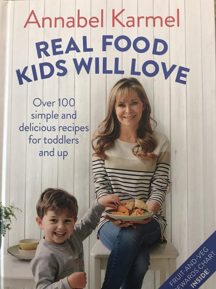 How to Cook up a Storm with Annabel Karmel