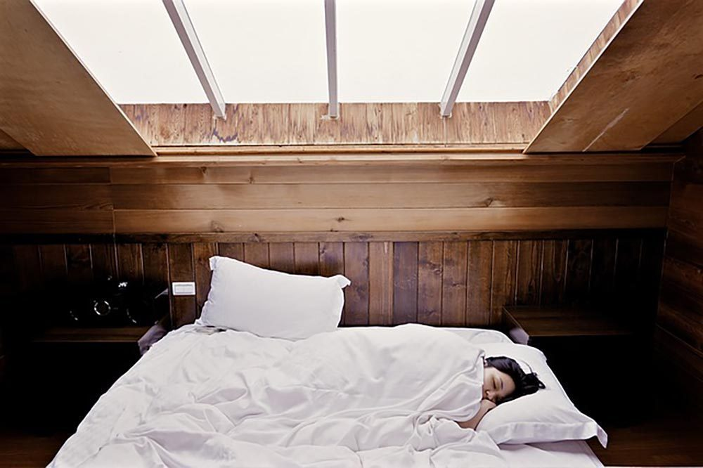Night-Time Sleeping