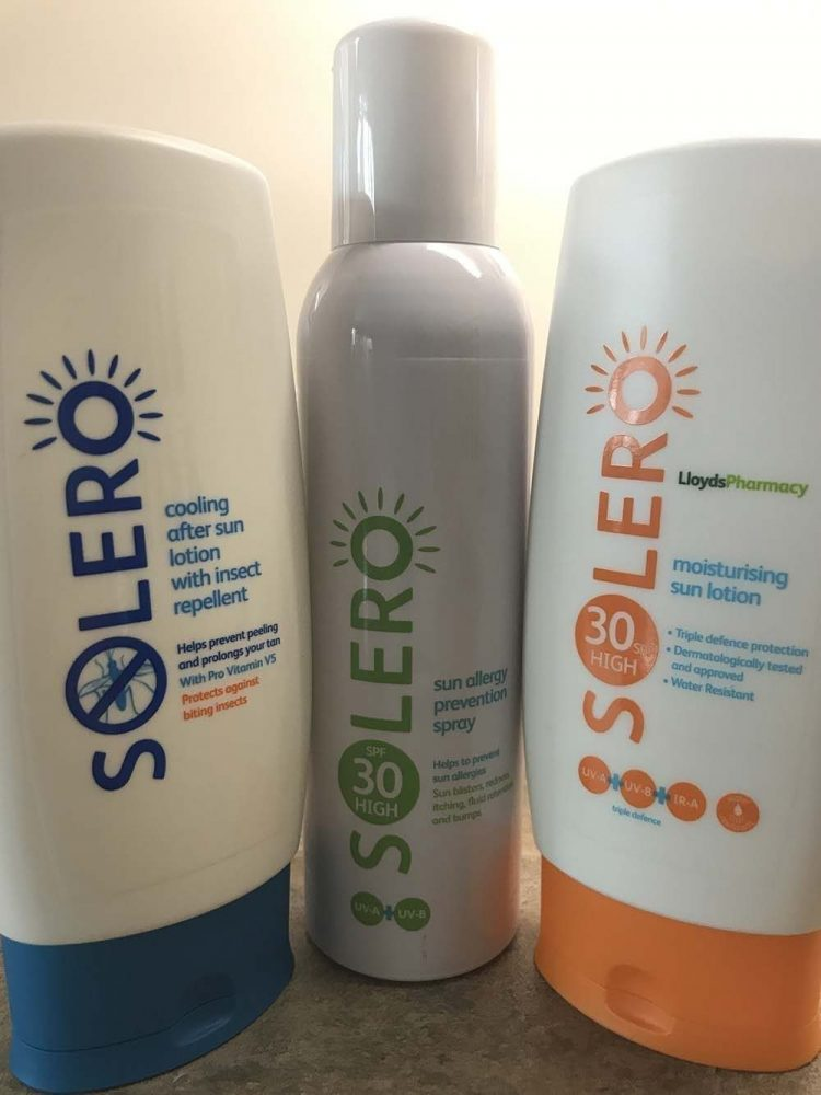 Keeping Sun Safe with Solero Sun Protection