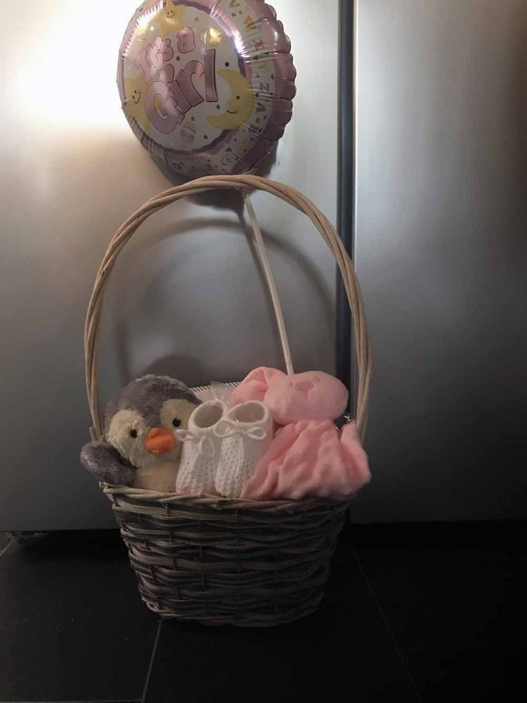 Celebrating a New Baby with Prestige Hampers