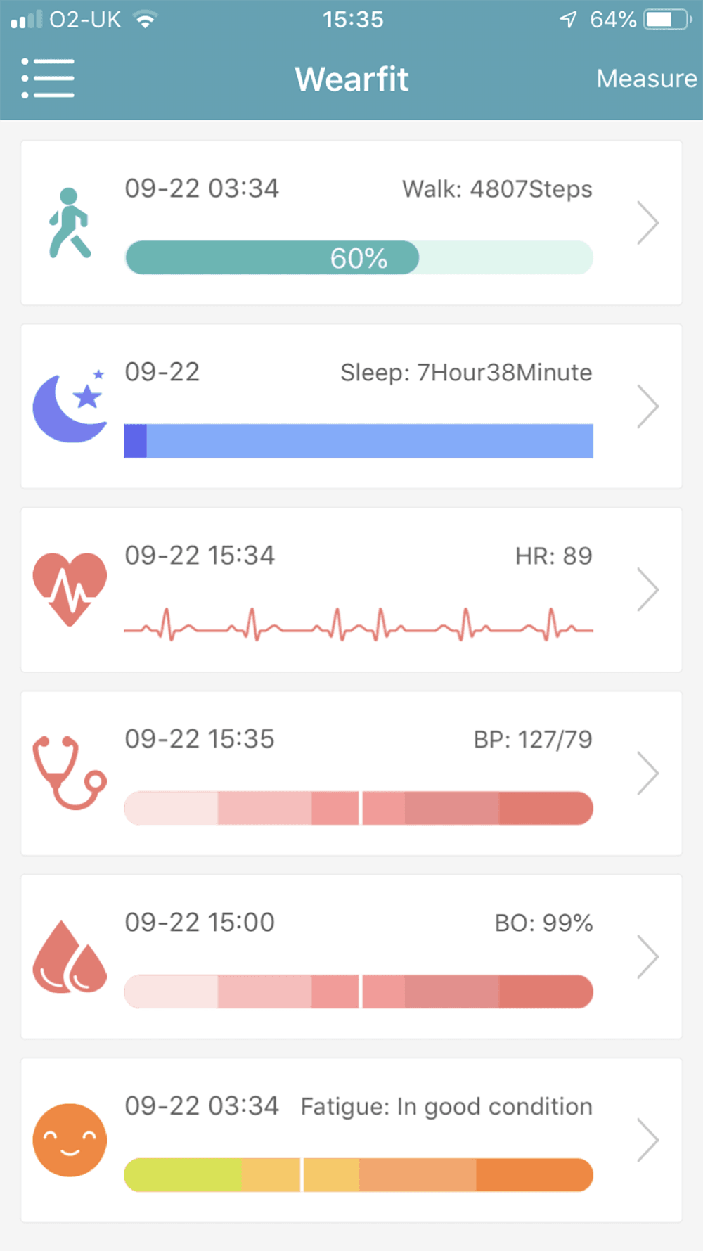 Wearfit-App-Dashboard