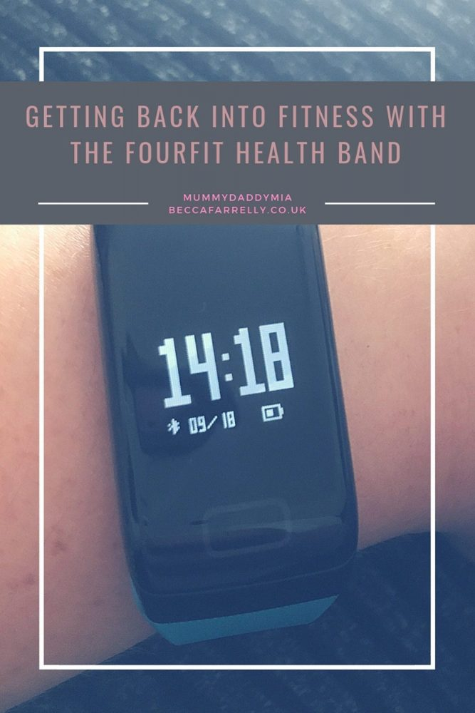 FourFit-Health Band