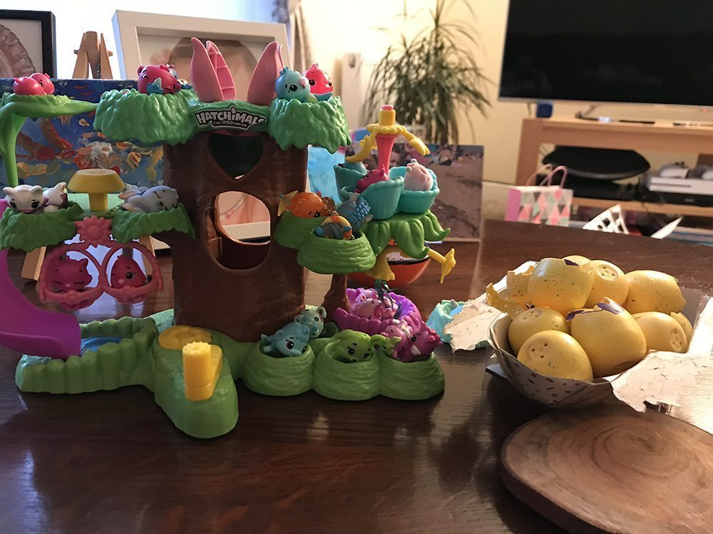 Hatchimals Season 3 playset