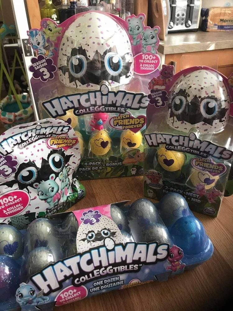 Hatchimals Colleggtables Season 3 Have Landed!