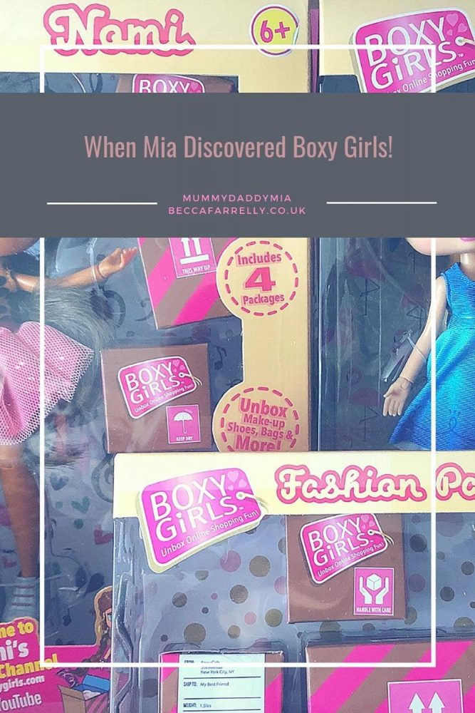 Boxy Girls Collectables