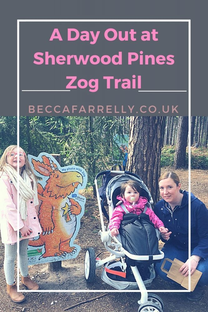 Sherwood Pines Zog Trail Post