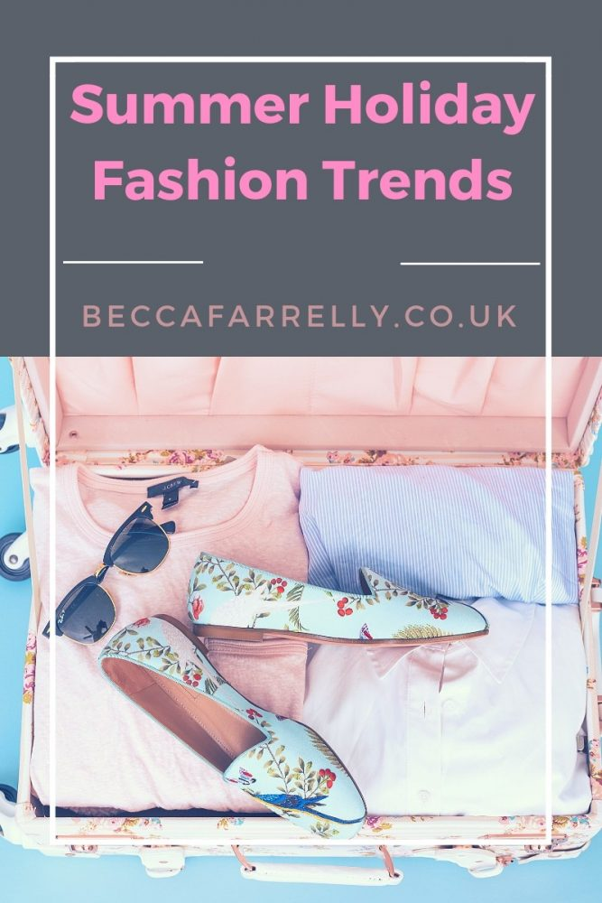 Cover for Summer Holiday Trends