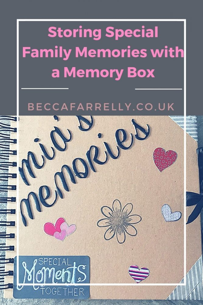 Cover image for Active Minds memory box
