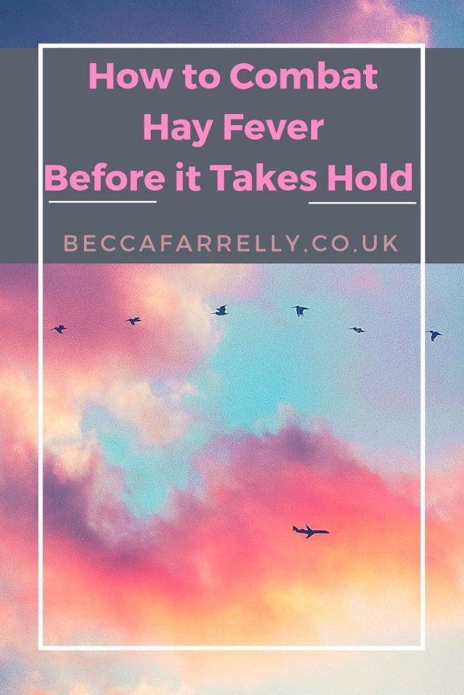 Cover image for hay fever post